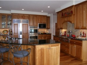 Residential Custom Cabinetry